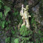 statua della villa